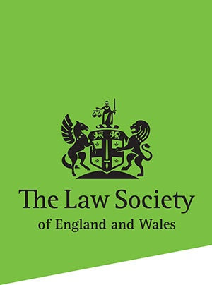 logo of the Law Society of England and Wales