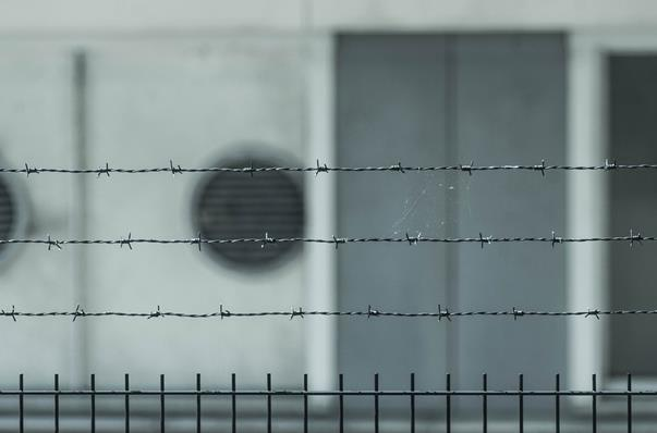 barrier prison fence