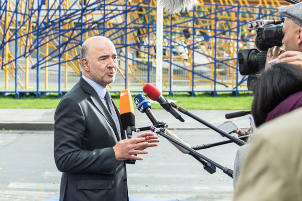 Commissioner Moscovici